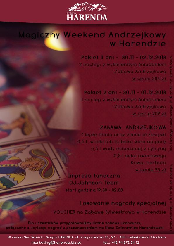Pakiet Andrzejkowy-4